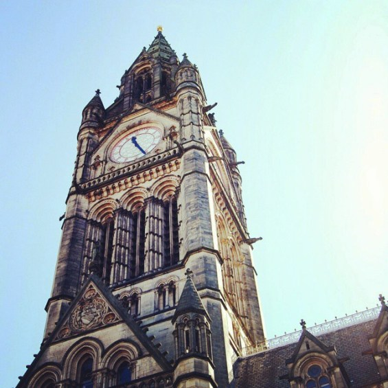 Town Hall Manchester Alberts Square