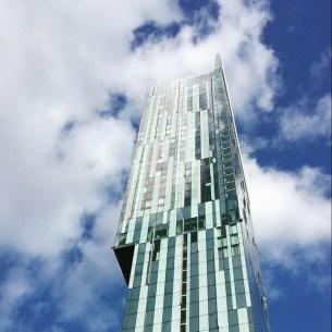 Hilton Manchester City Centre Landmark