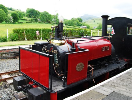 Wales-Bala-Steam-Train-33