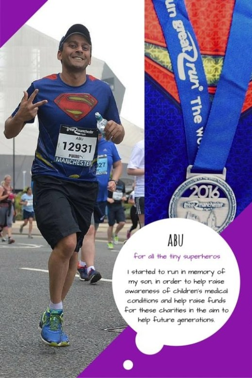Great Manchester Runner - Abu Saleh