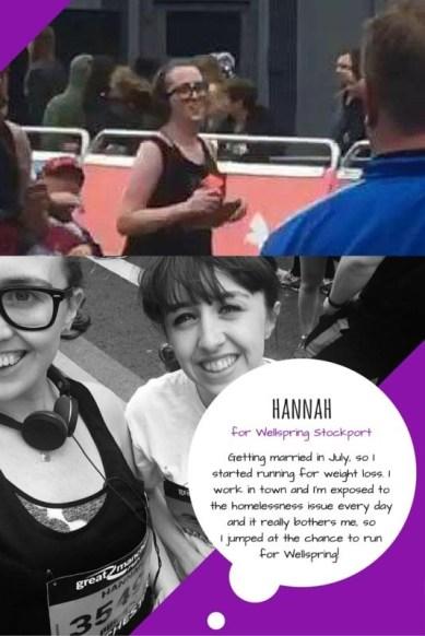 Great Manchester Runner - Hannah