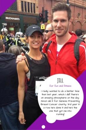 Great Manchester Runner - Jill