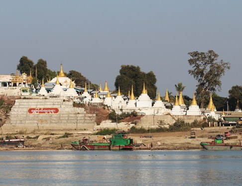 Bagan to Mandalay 26