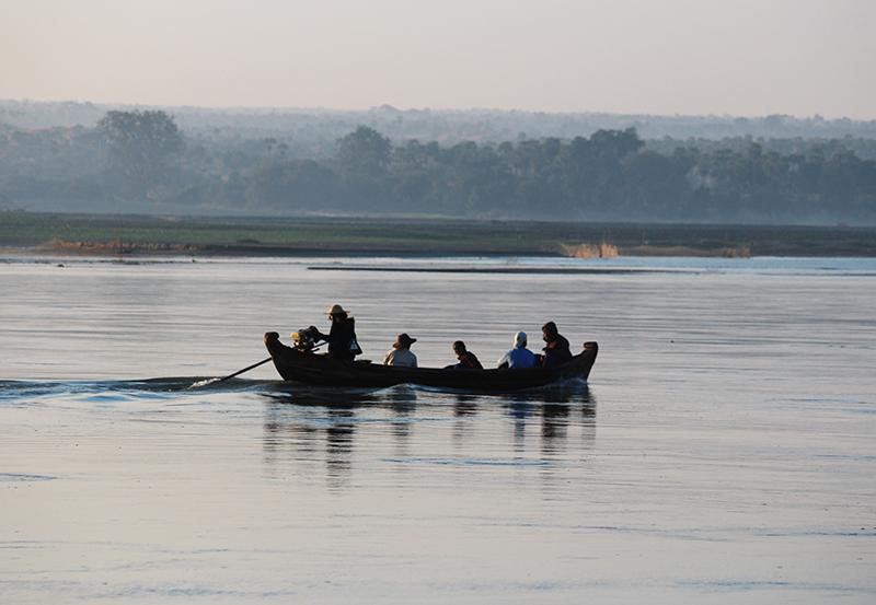 Bagan to Mandalay 3