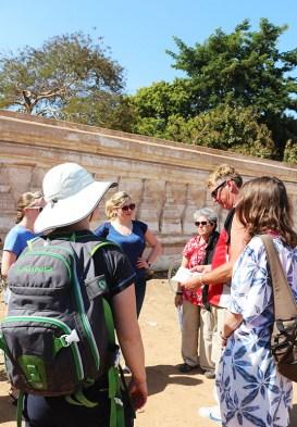 Biking in Bagan temple hopping 9