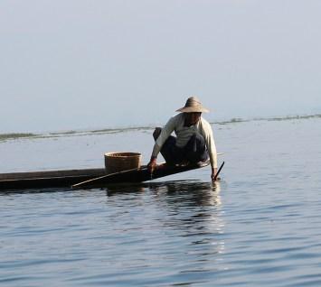 Fishermen of Inle Lake 1