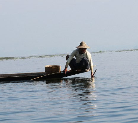 Fishermen of Inle Lake 1