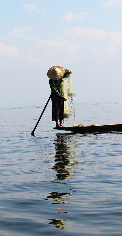 Fishermen of Inle Lake 11