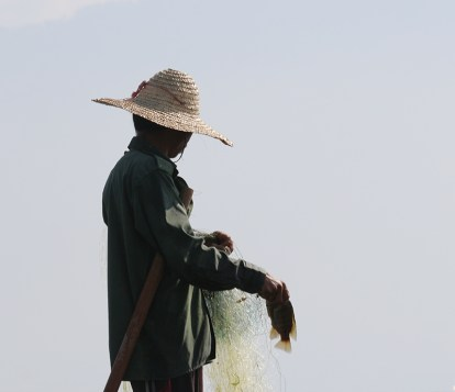 Fishermen of Inle Lake 16