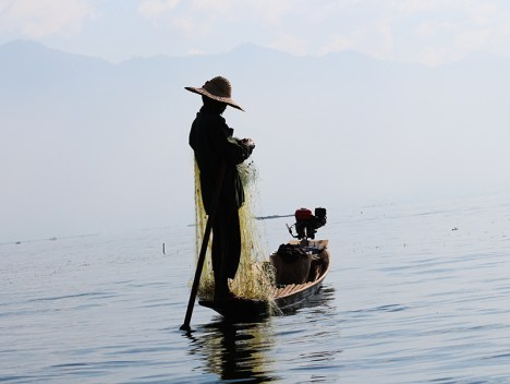 Fishermen of Inle Lake 18