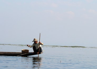 Fishermen of Inle Lake 3