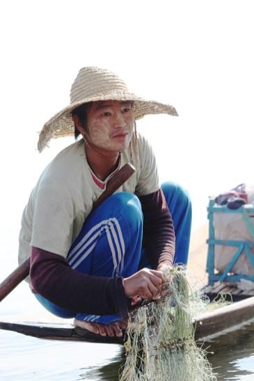 Fishermen of Inle Lake 30