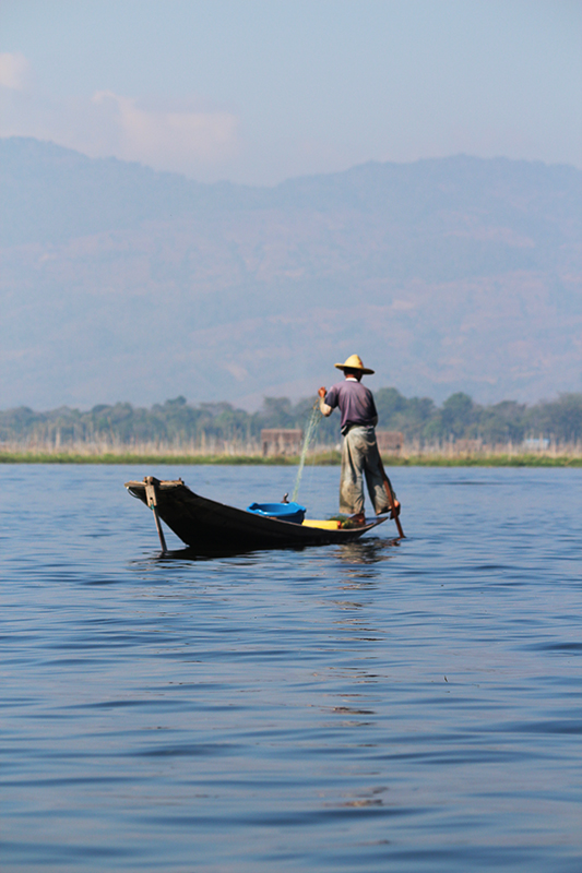 Fishermen of Inle Lake 33