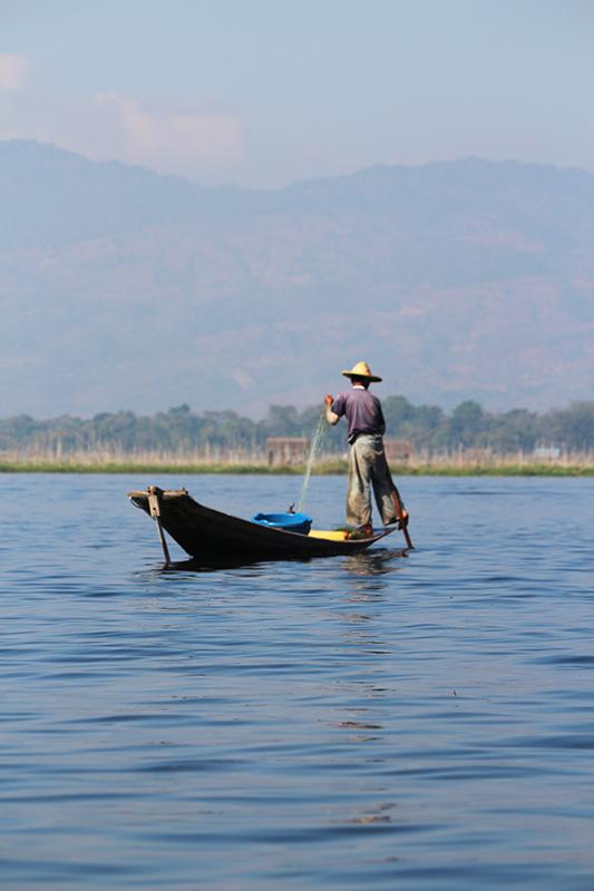 Fishermen of Inle Lake 33
