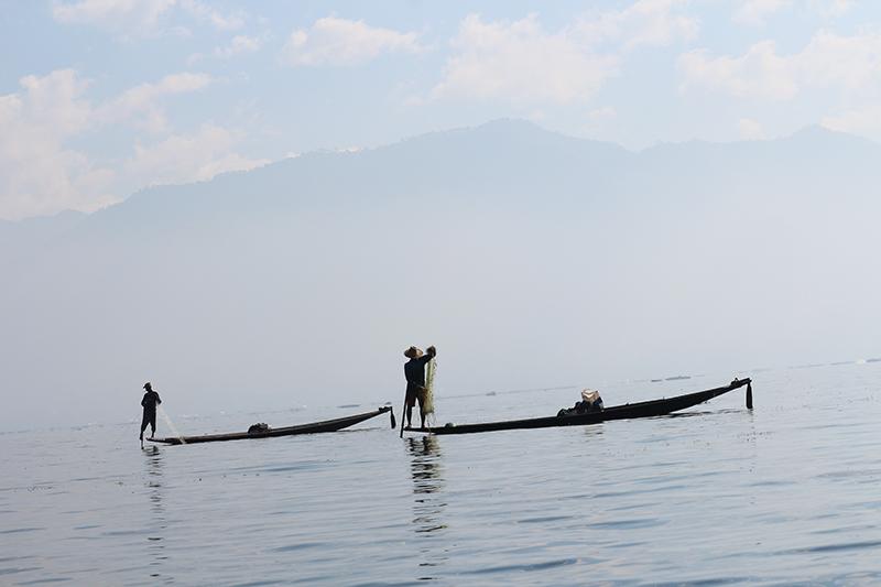Fishermen of Inle Lake 36