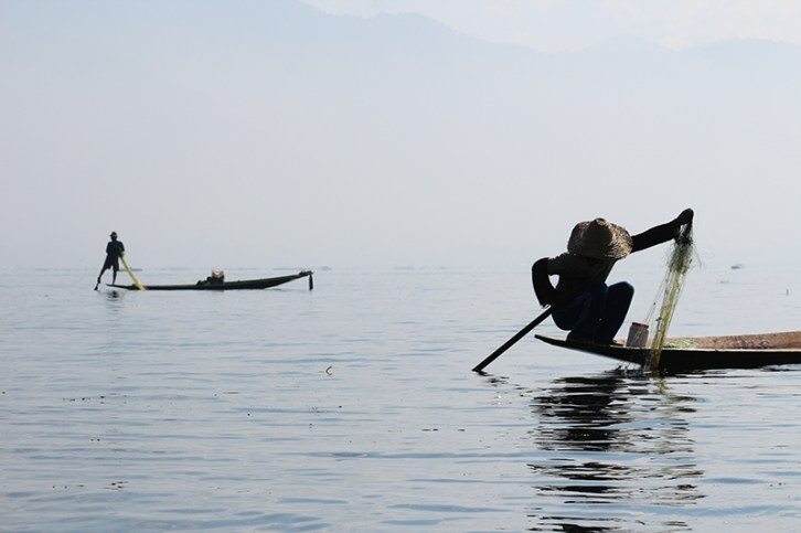 Fishermen of Inle Lake 37