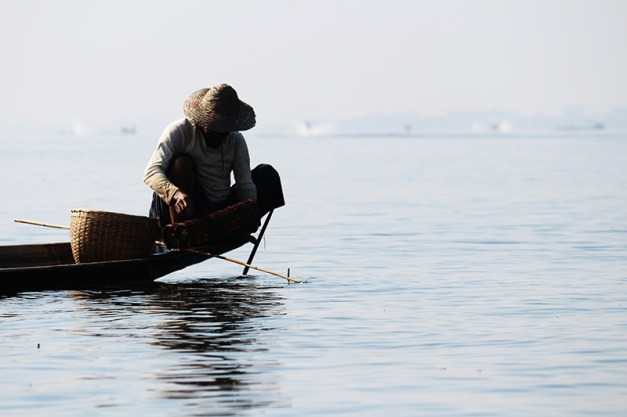 Fishermen of Inle Lake 6