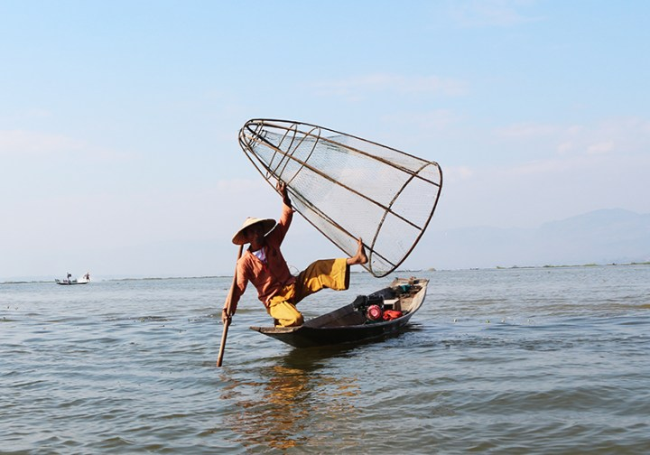 Fishermen of Inle Lake 8