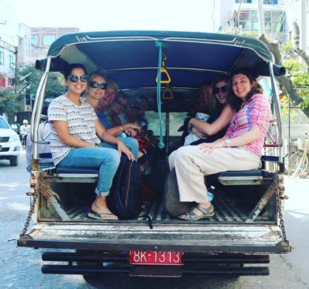 Myanmar week on Instagram, jet set chick 25