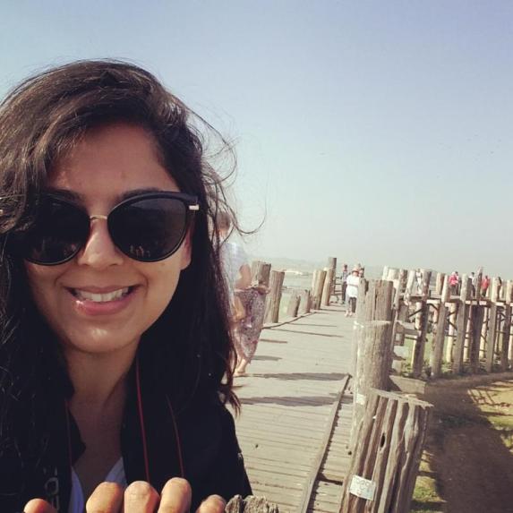 Myanmar week on Instagram, jet set chick 35