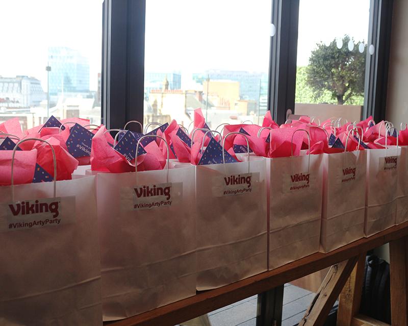 Viking stationery art party 14