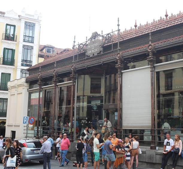 Madrid weekend 2