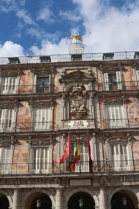 Madrid weekend 29