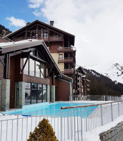 Terrasses D'Eos Crystal Ski Holiday 2