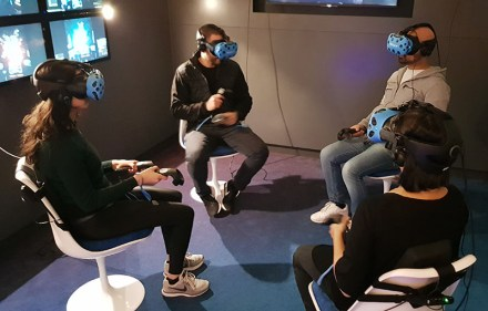 IMAX Virtual Reality Manchester intu Trafford Centre 10