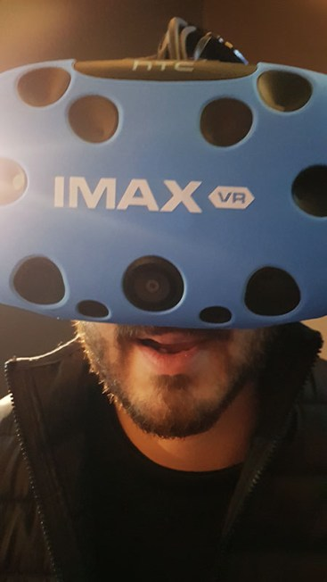 IMAX Virtual Reality Manchester intu Trafford Centre 12