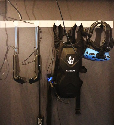 IMAX Virtual Reality Manchester intu Trafford Centre 30