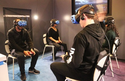 IMAX Virtual Reality Manchester intu Trafford Centre 31