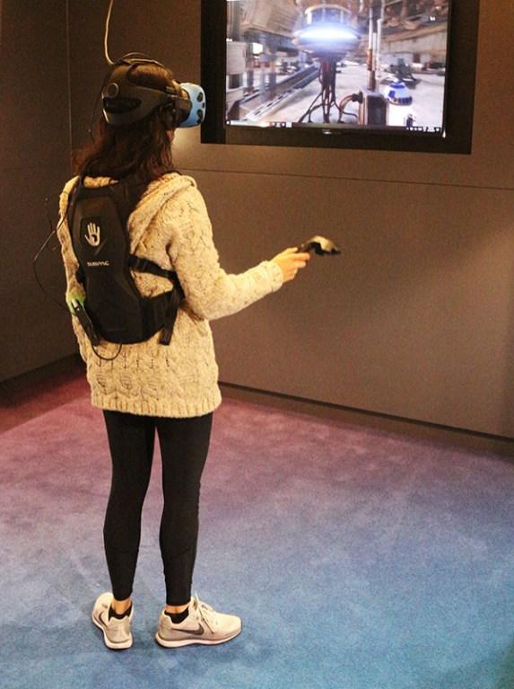 IMAX Virtual Reality Manchester intu Trafford Centre 34