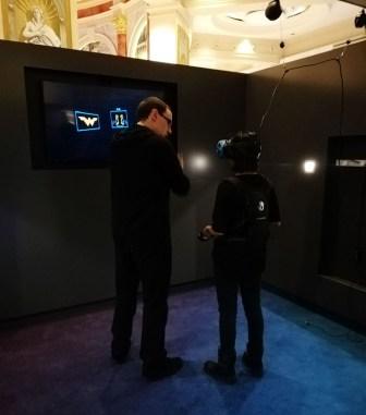 IMAX Virtual Reality Manchester intu Trafford Centre 5