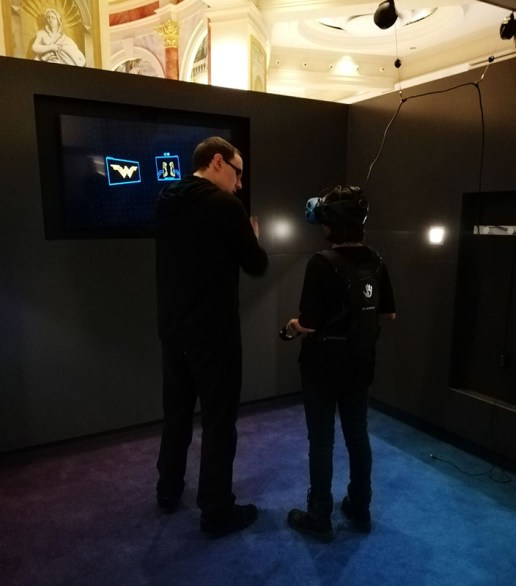 IMAX Virtual Reality Manchester intu Trafford Centre 5