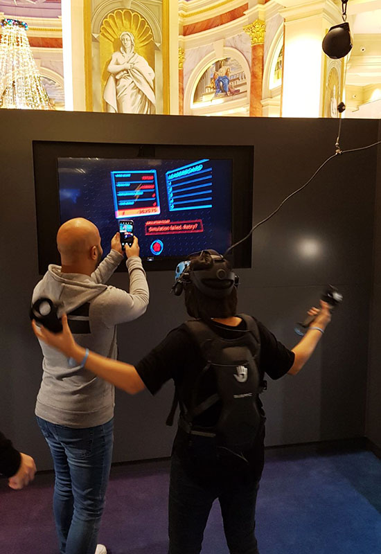 IMAX Virtual Reality Manchester intu Trafford Centre 7