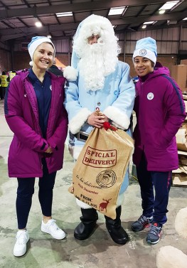 Mission Christmas Cash for kids Manchester 10