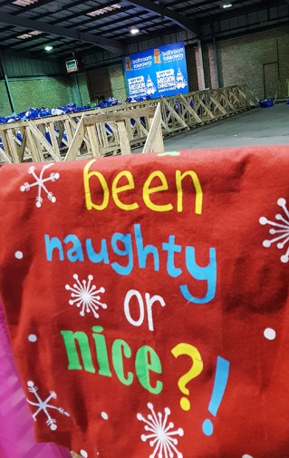Mission Christmas Cash for kids Manchester 14