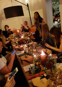 Bloggers Dining Club Manchester 28