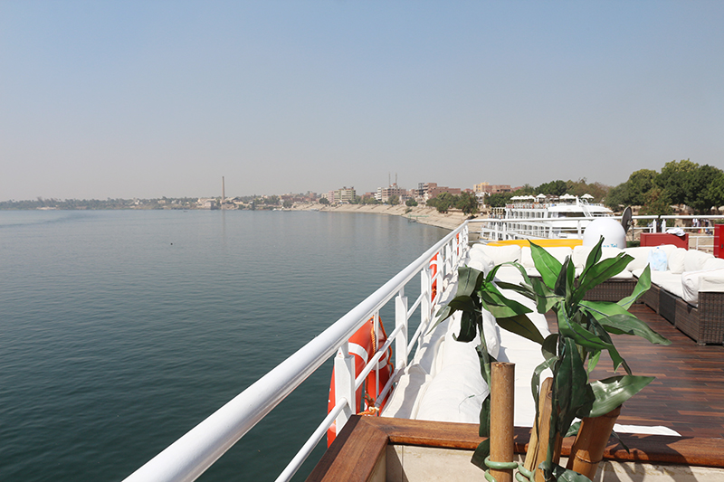 Le Fayan Nile Cruise Egypt 2