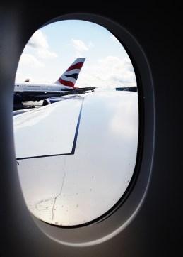 British Airways Business Class 29