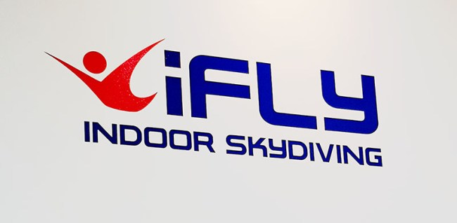 iFly indoor skydiving manchester 1