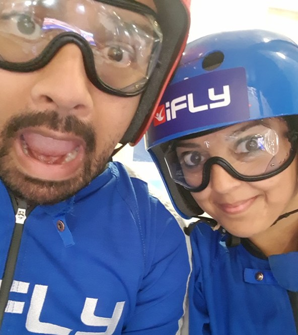 iFly indoor skydiving manchester 26