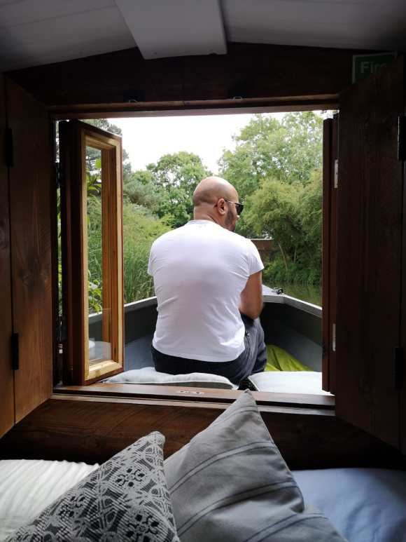 Barge Weekend break Boutique Narrowboats 38