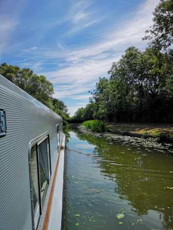 Barge Weekend break Boutique Narrowboats 76