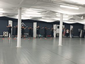 Combat Archery Manchester 18