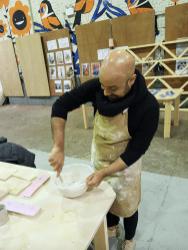 MIF Tile making 14