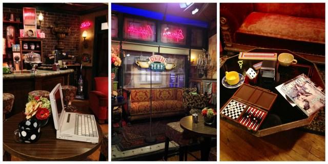 Friends Central Perk Warner Bros Studio VIP Tour