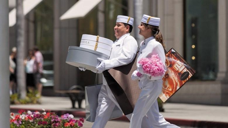luxury hotels los angeles