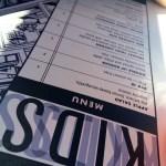 Plan Check Kitchen + Bar Sawtelle